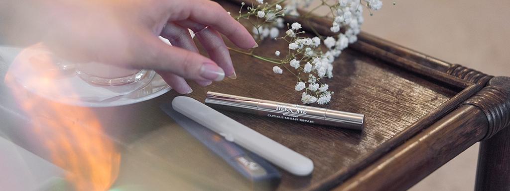 Gespleten nagels herstellen
