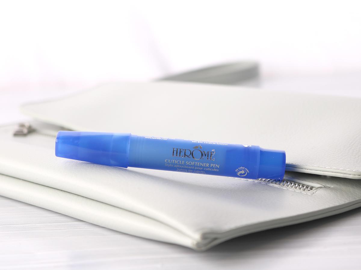 Nagelriemen terugduwen zonder bokkenpootje maar verzorgende pen