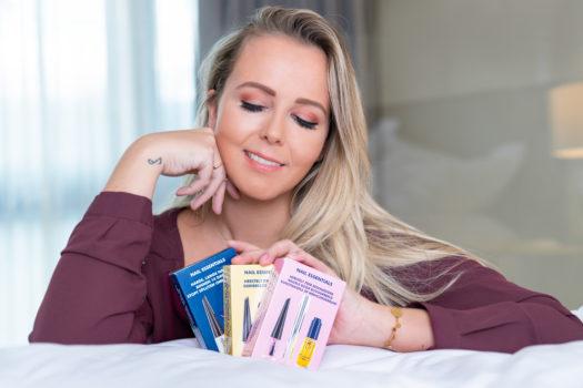 Broze nagels versterken met de Nail Essentials Sets