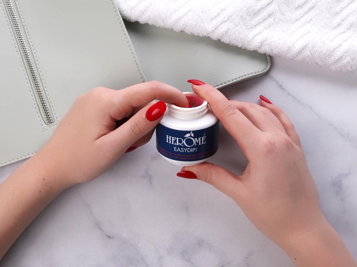 Handige acetonvrije nagellak remover gebruiken