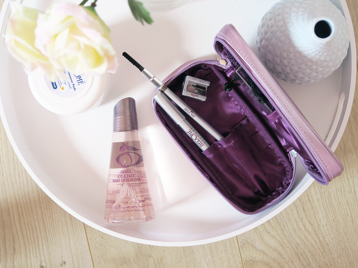 Make-up remover gevoelige huid en verwijderen waterproof make-up