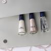 French Manicure Nagellak Set met glamour nagellak