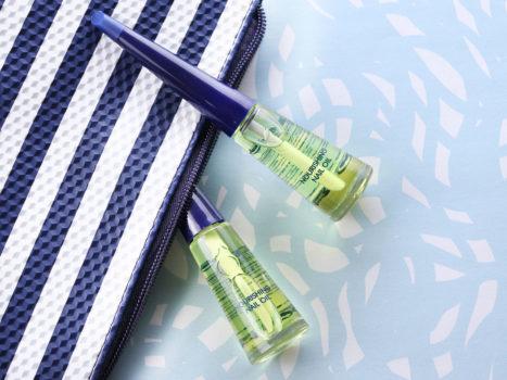 Herôme Product Nourishing Nail Oil voor verzorging van beschadigde nagels na gellak of acryl