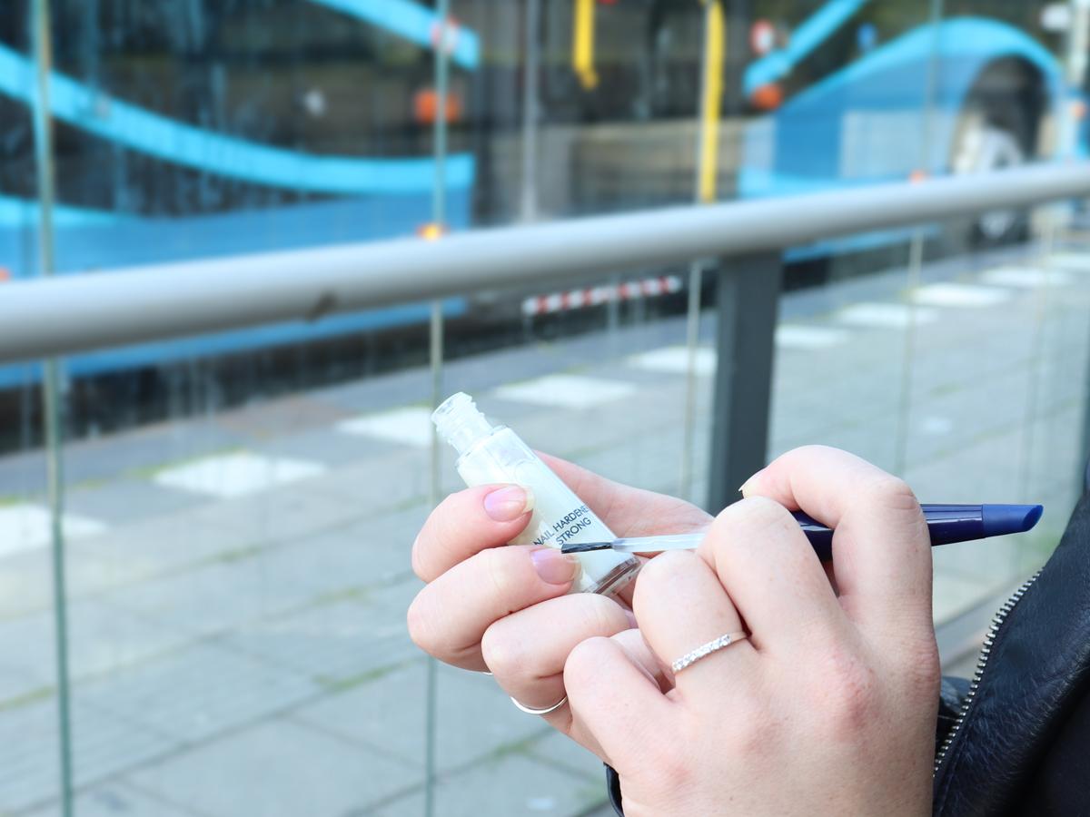 Herôme nr1 nagelverharder