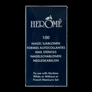 Herôme NAIL STENCILS
