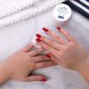 Nagellak verwijderen met acetonvrije remover pads