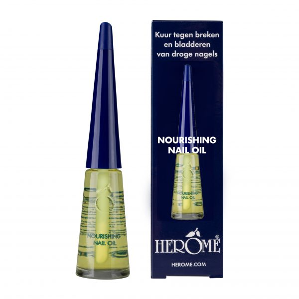 NOURISHING NAIL OIL is voedende nagelolie