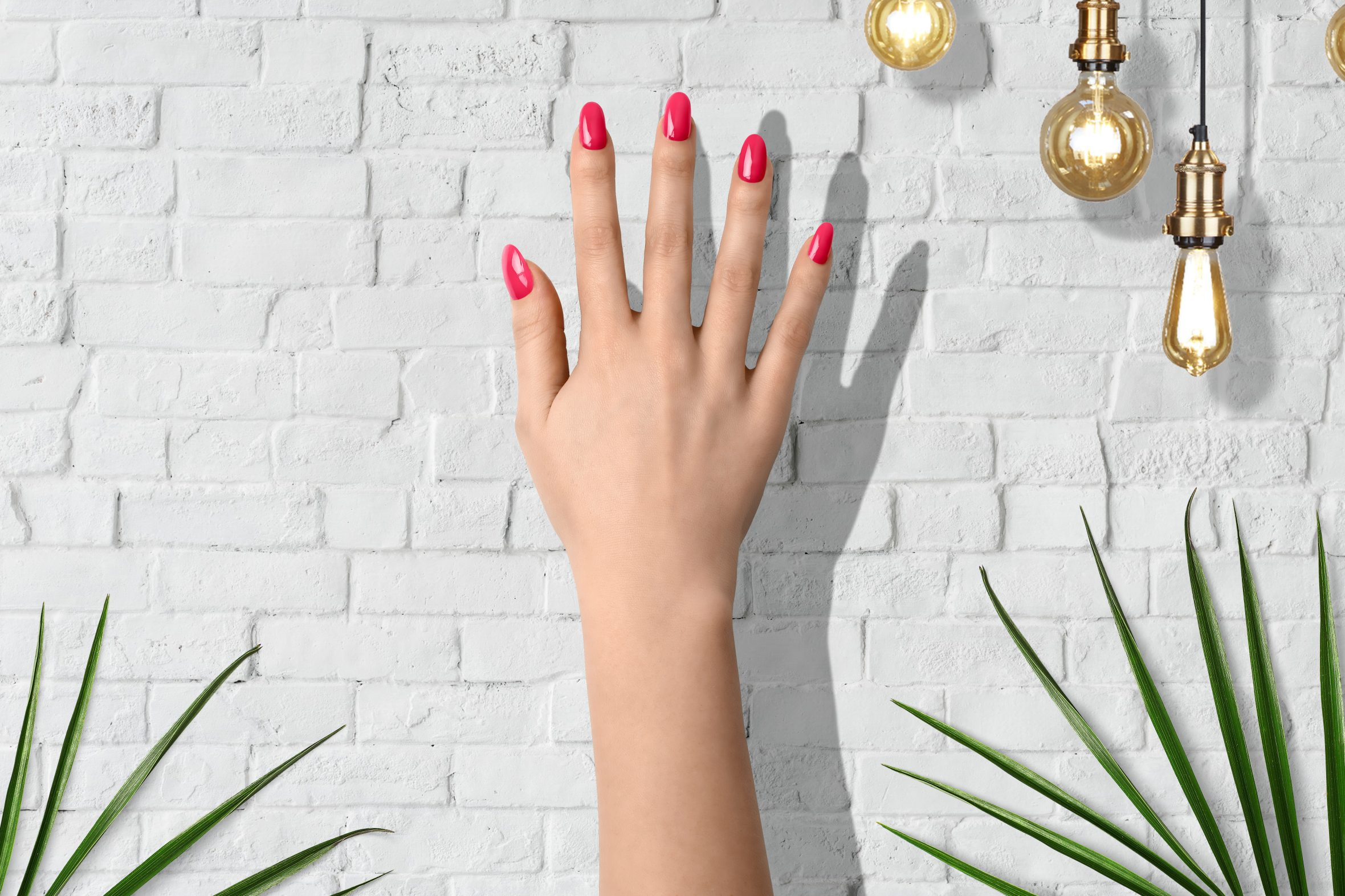 Fel roze nagellak voor je manicure