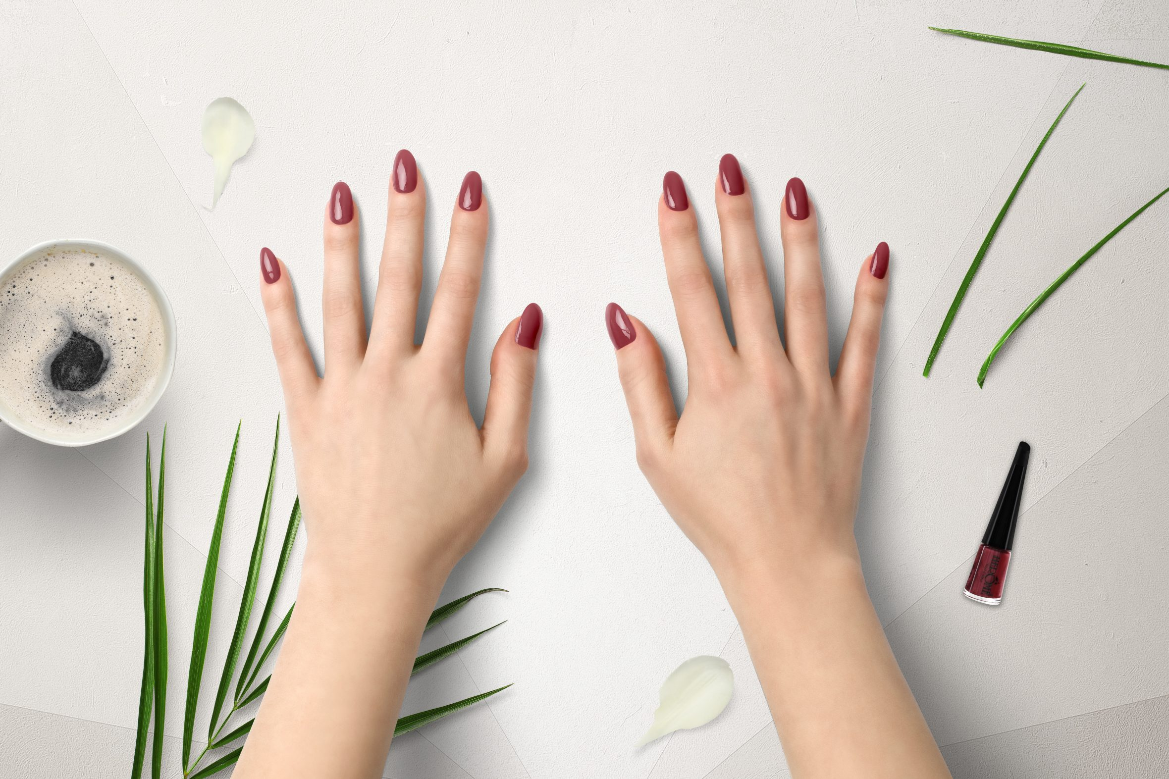 Herôme nagellak kleur nummer 26 uit nagellak collectie
