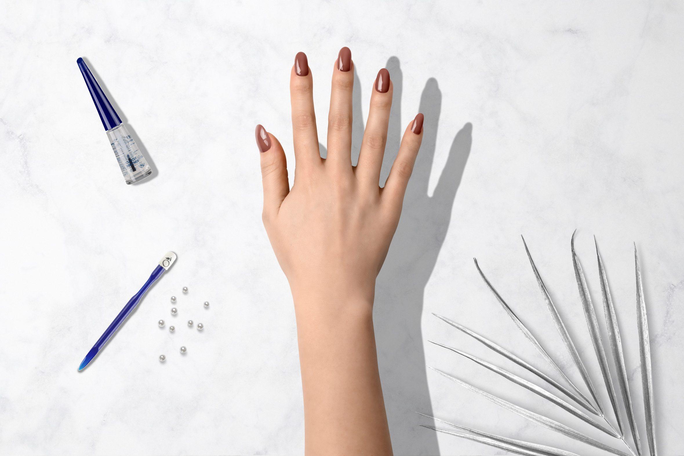 Nude nagellak kleurtint 06 uit nagellak collectie
