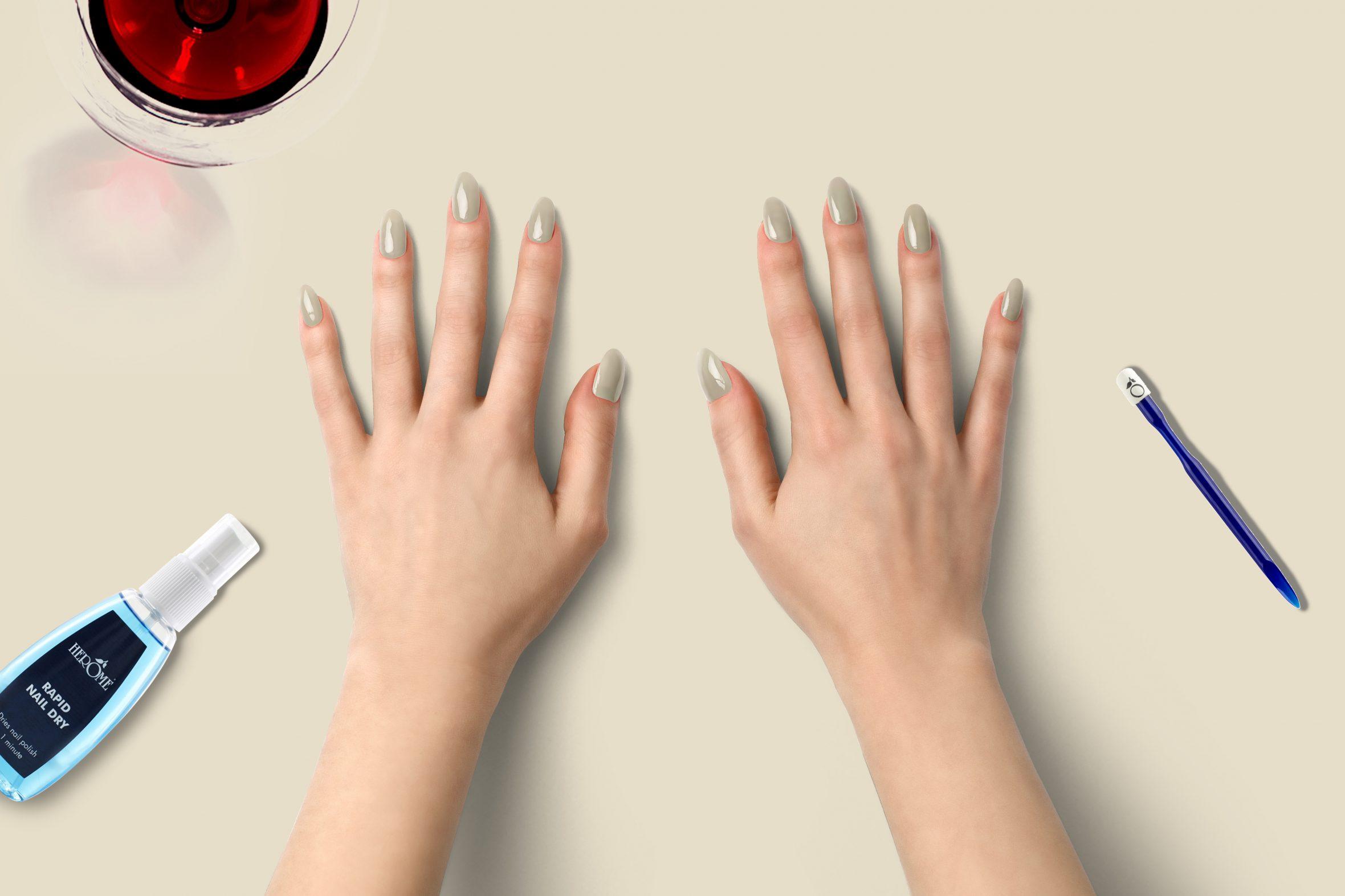 Nude nagellak voor jouw skin tone