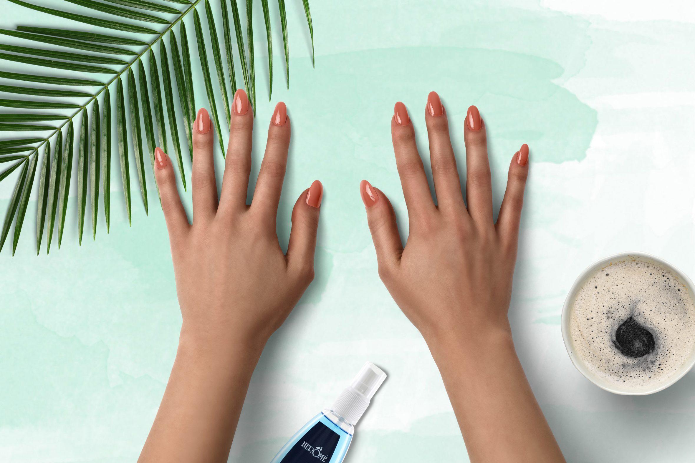 Nude nagellak voor een mooie manicure