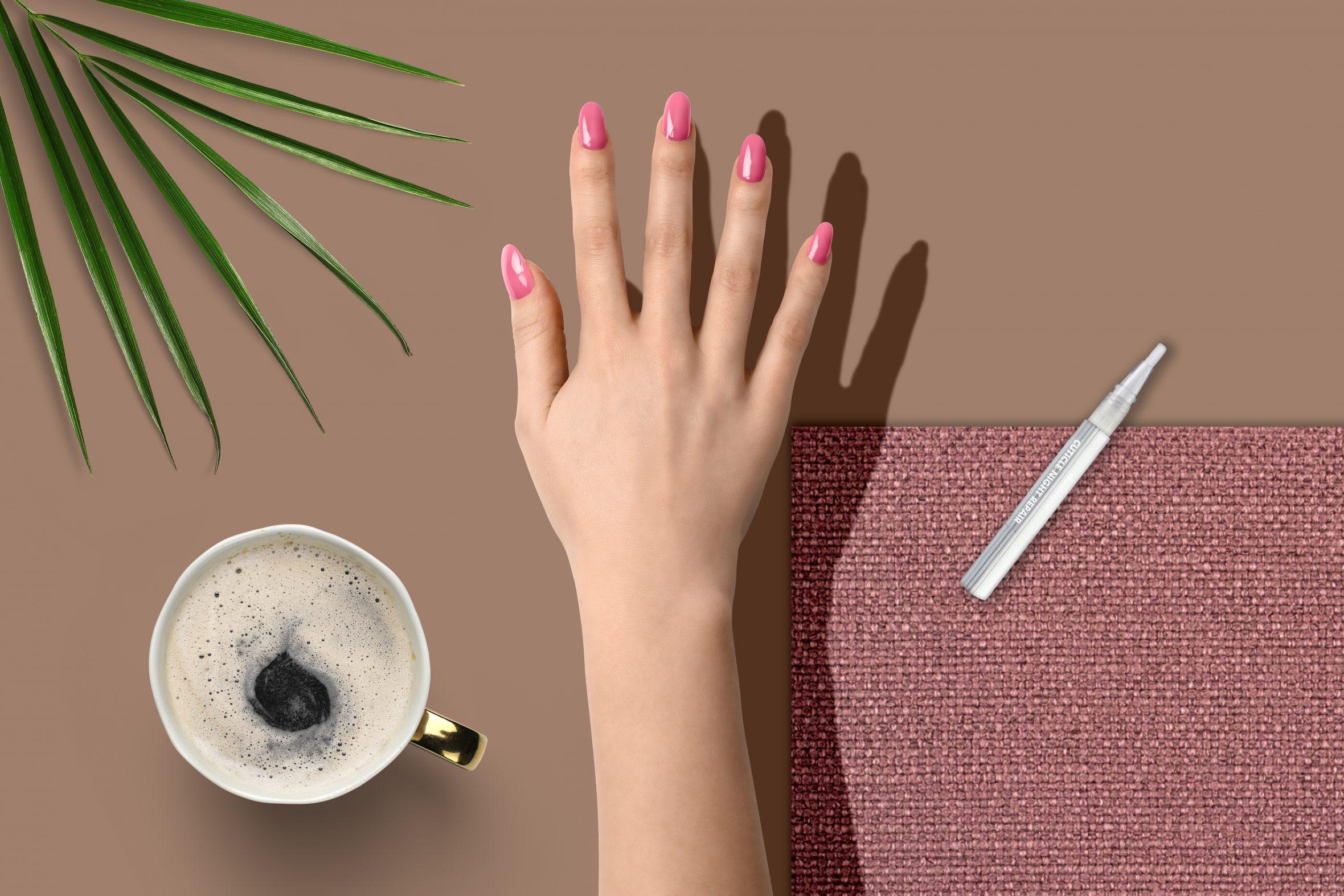 Roze nagellak kleur voor je mooie manicure