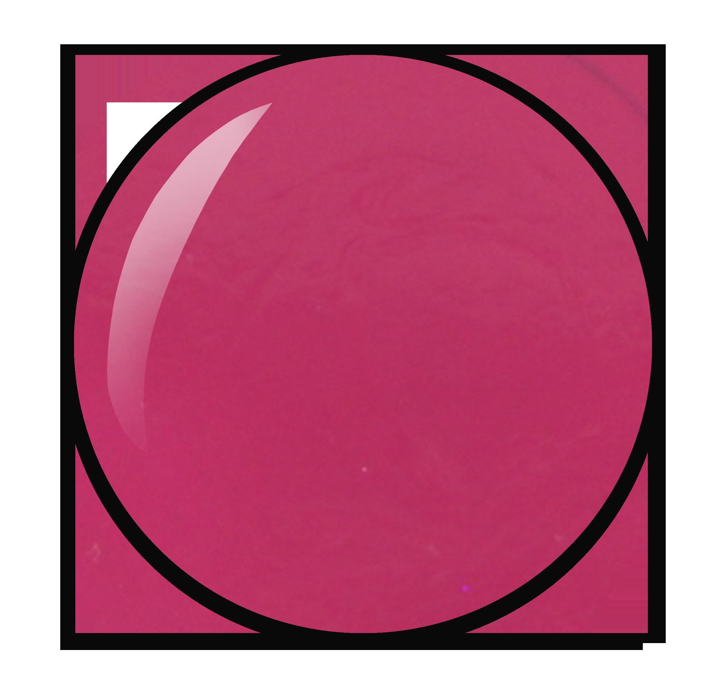 Donker roze nagellak nummer 102 uit Herôme collectie