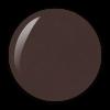 Donkerbruine nagellak kleur