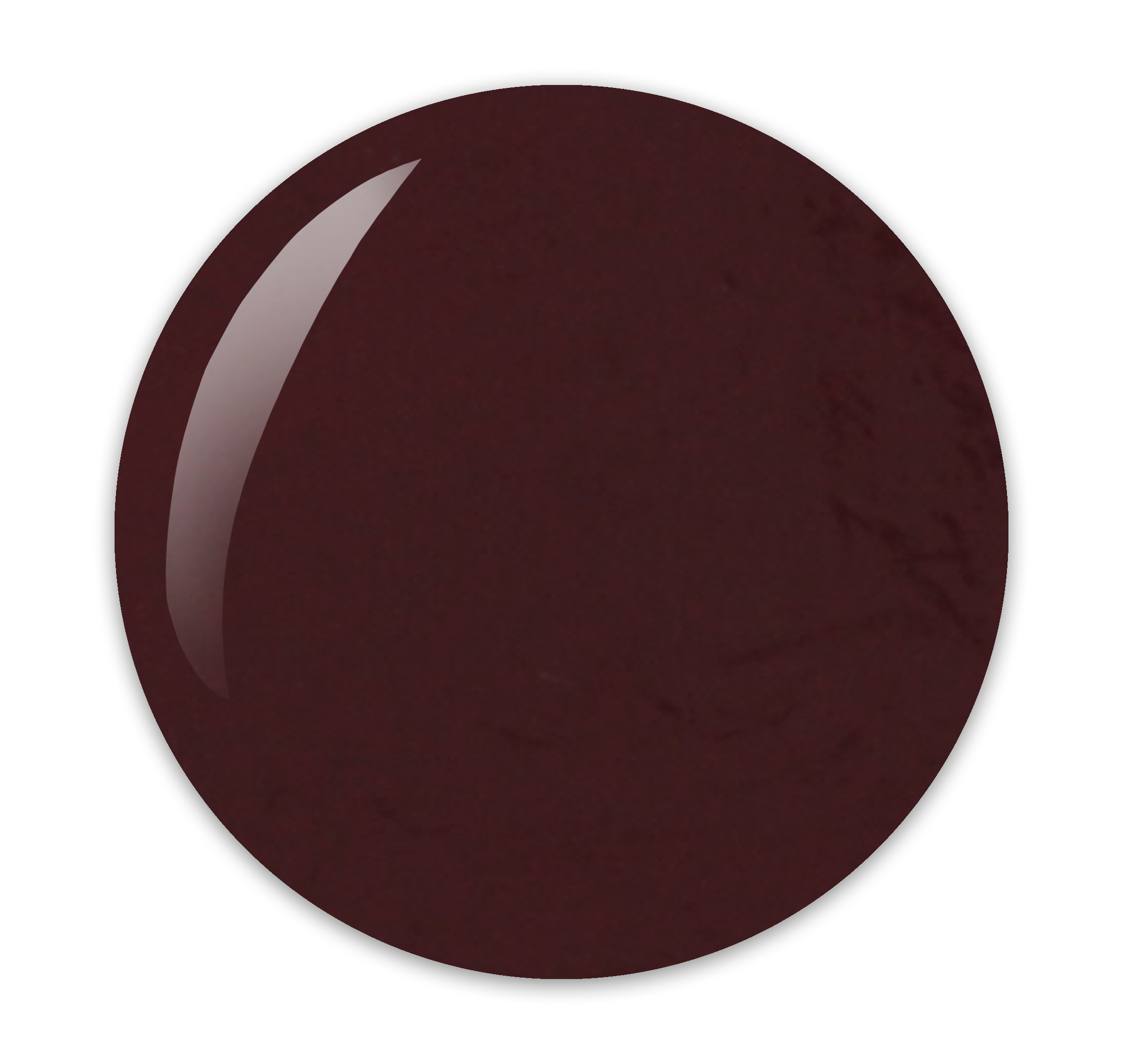 Bordeaux rode nagellak voor mooie manicure
