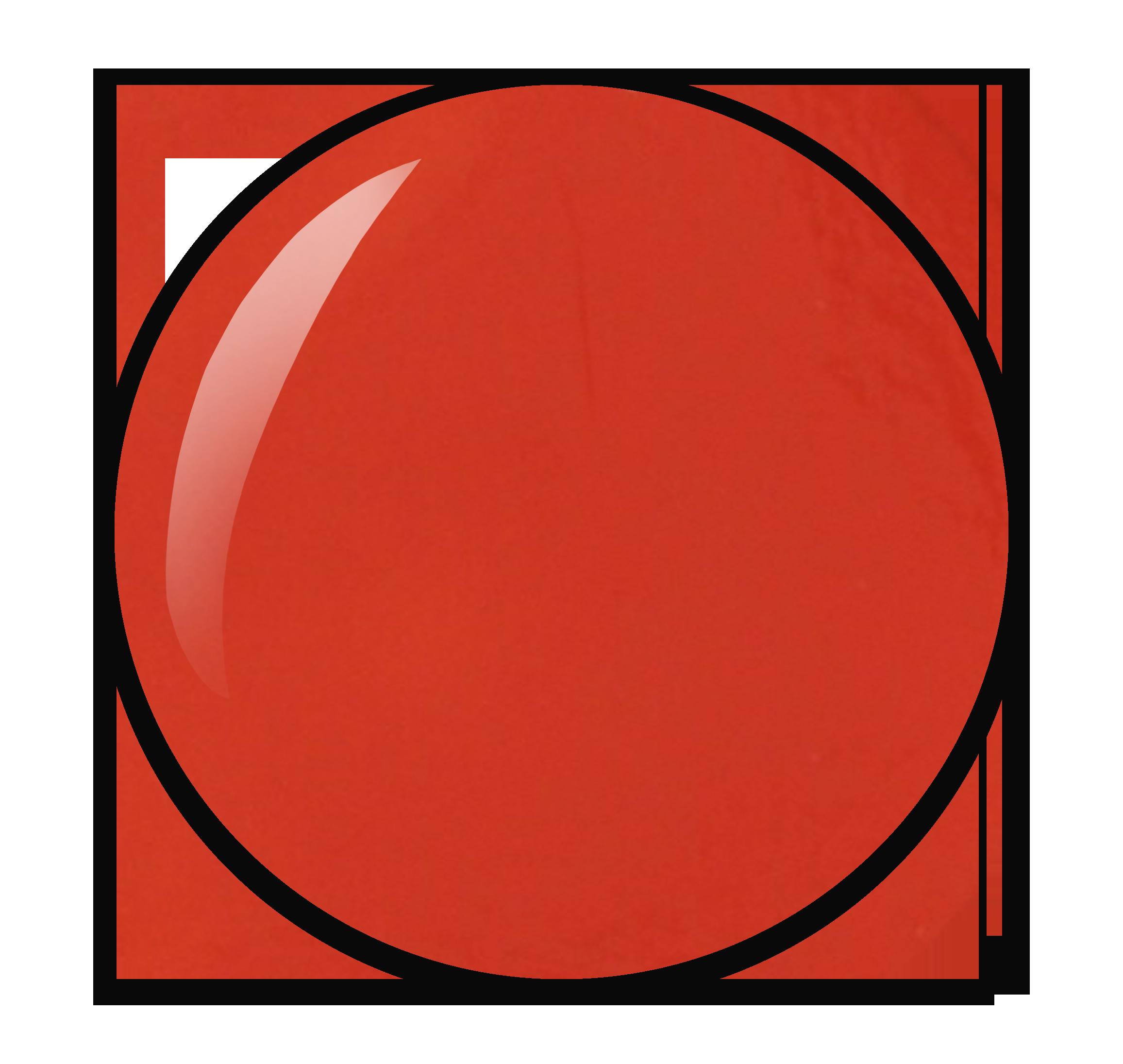 Oranje nagellak kleurnumer 29 van Herôme