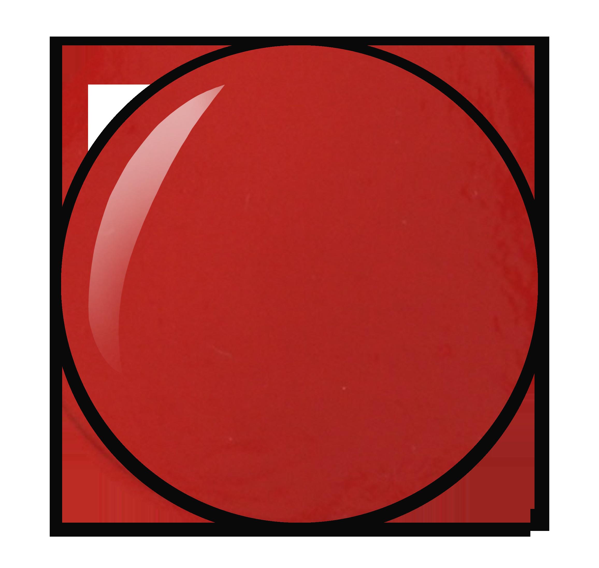 Licht rode nagellak kleur van Herôme uit nagellak collectie
