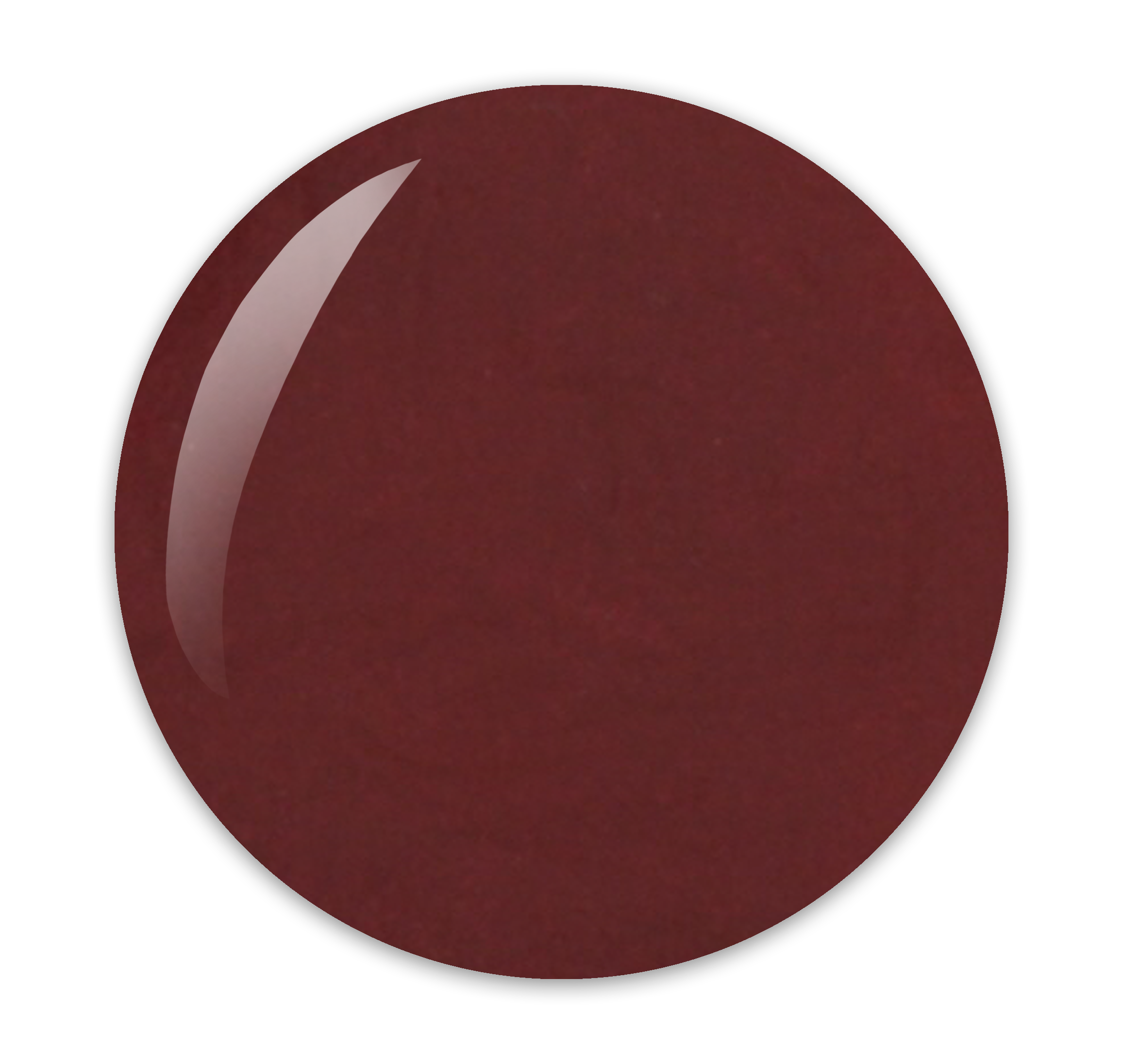 Herôme donker rode nagellak kleur