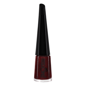 Donker rode nagellak van Herôme