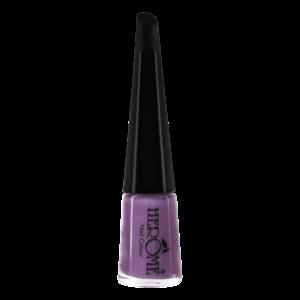 Paarse nagellak kleur van Herôme