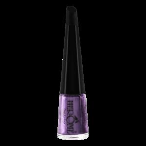 Metallic paarse nagellak van Herôme