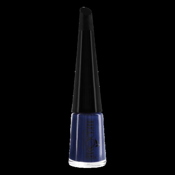Donker blauwe nagellak van Herôme
