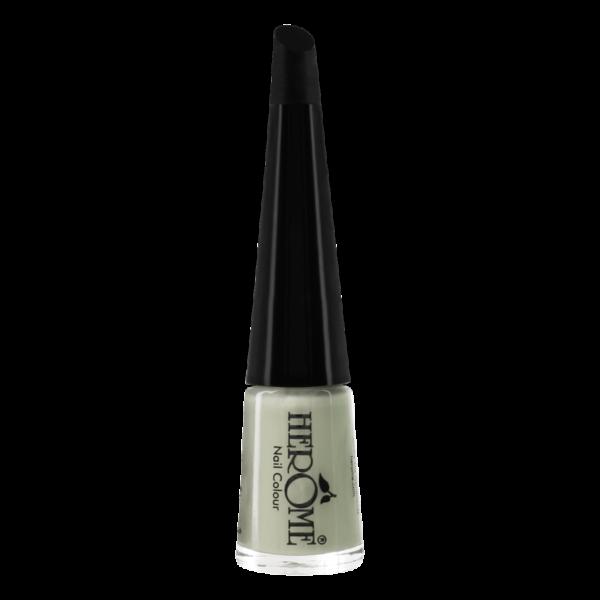 Licht groene nagellak van Herôme