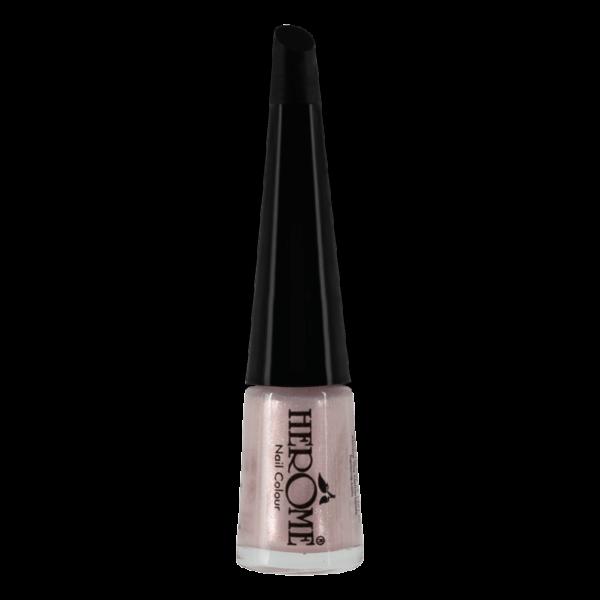 Roze parelmoer nagellak van Herôme