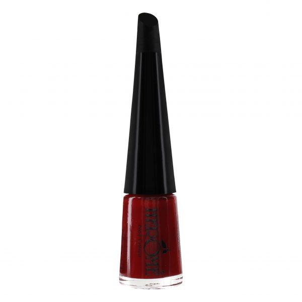 Bordeaux rode nagellak kleur van Herôme