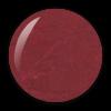 Donker rode glitter nagellak nummer 117 van Herôme nagellak collectie