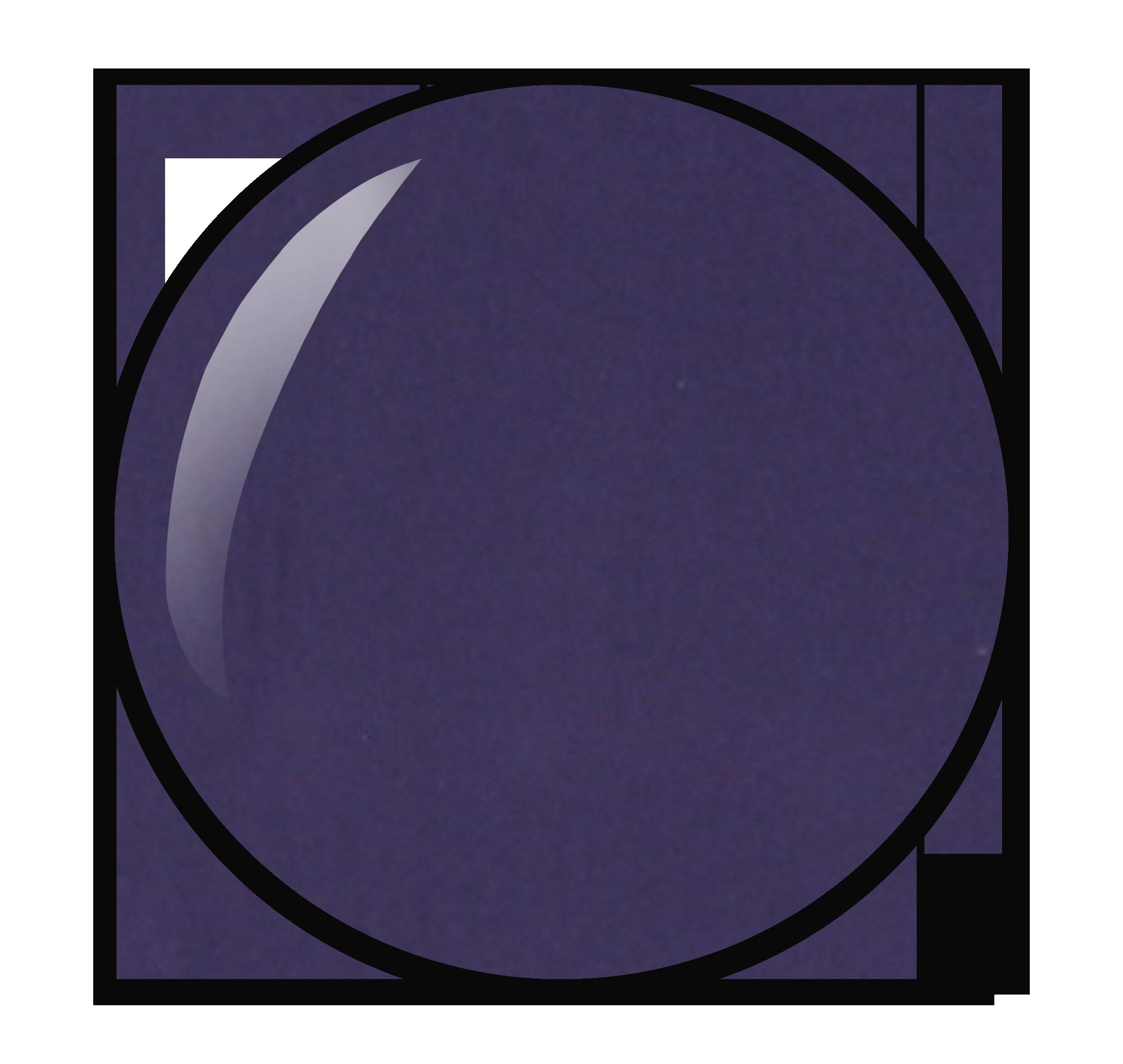 Paars metallic nagellak nummer 143 van de Herôme nagellak kleuren