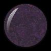 Paarse glitter nagellak nummer 145 uit Herôme nagellak collectie