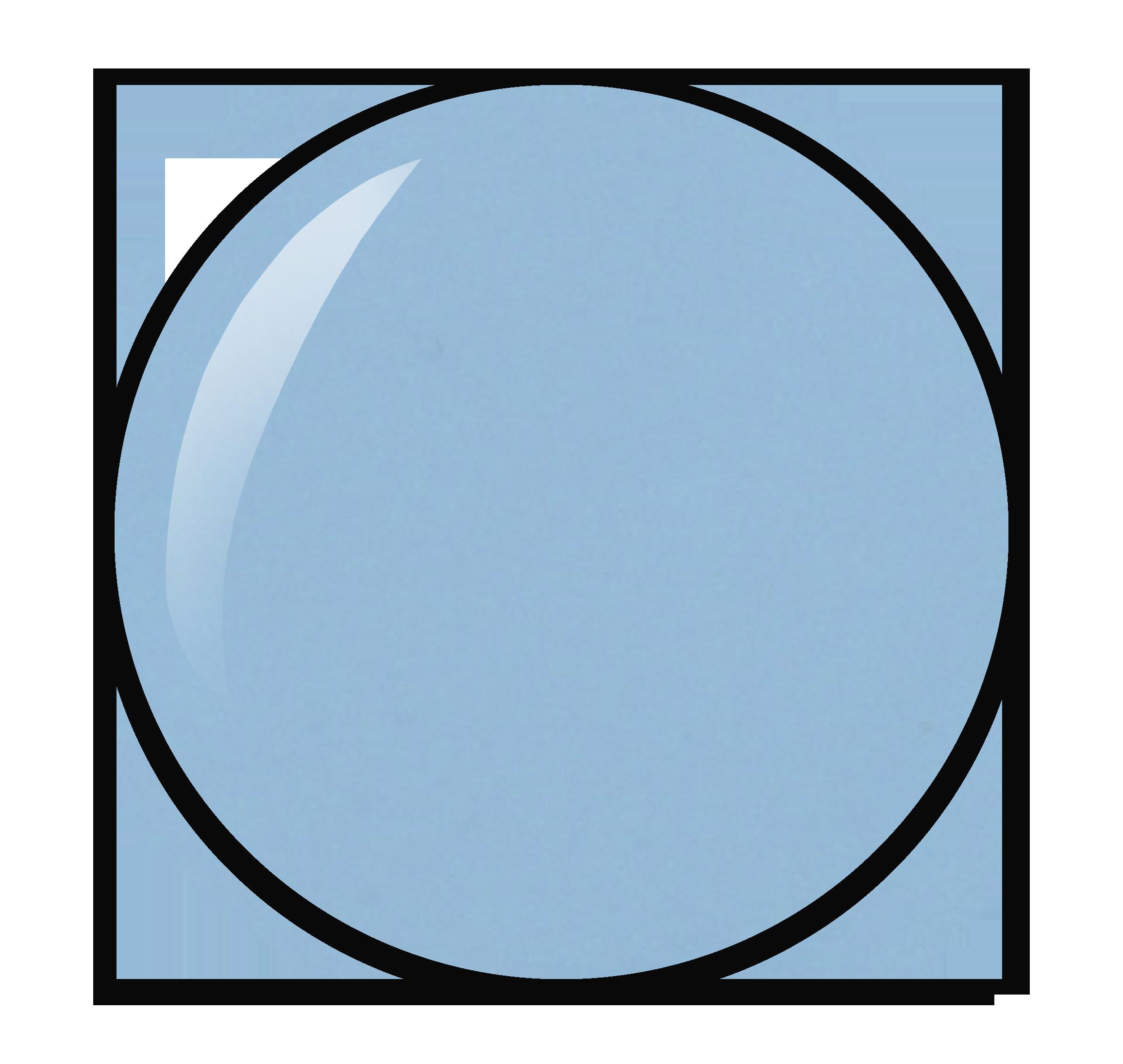 lichtblauwe nagellak kleurnummer 150 uit de Herôme nagellak collectie