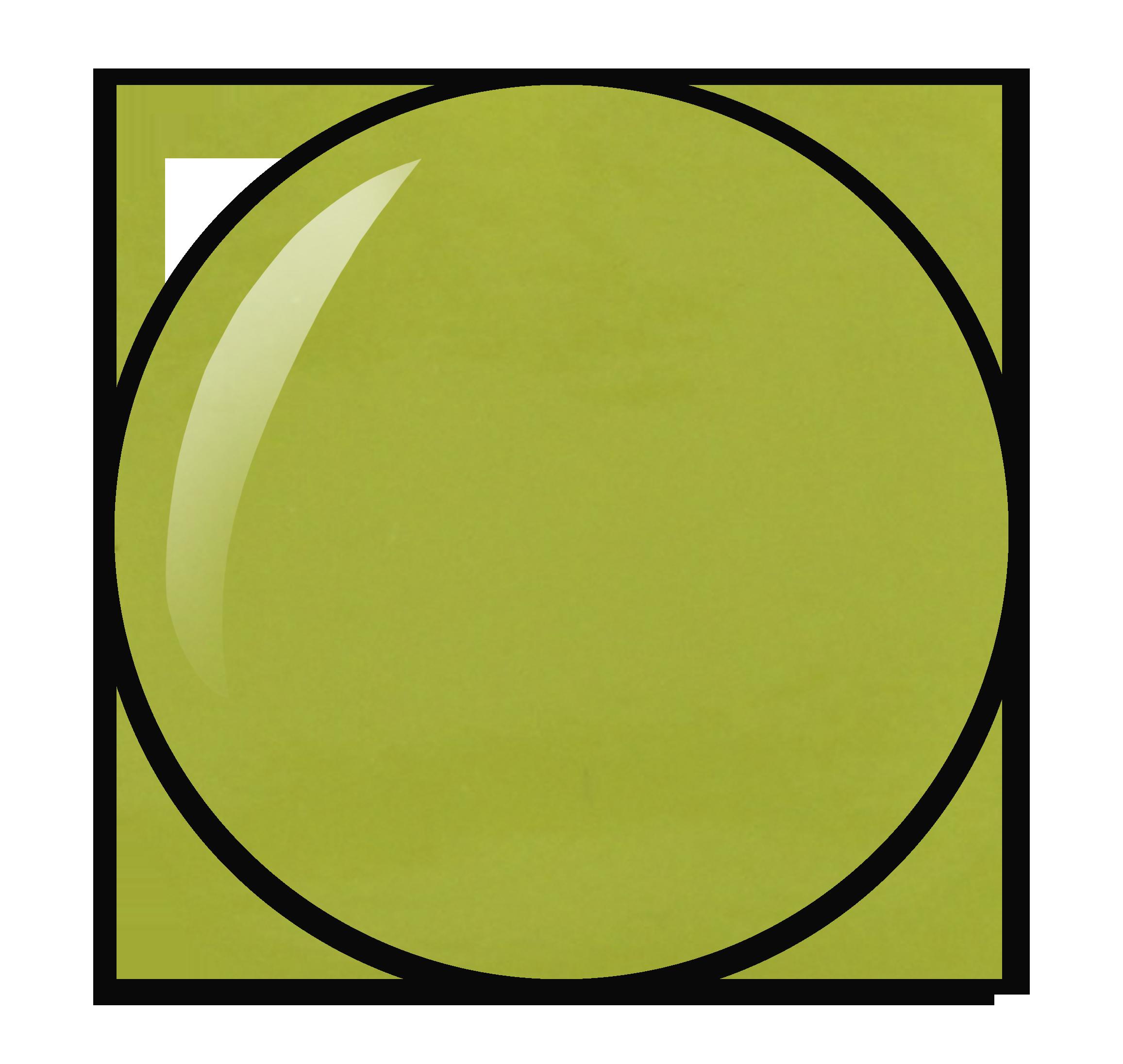 lime groene nagellak kleurnummer 172 uit de Herôme nagellak collectie