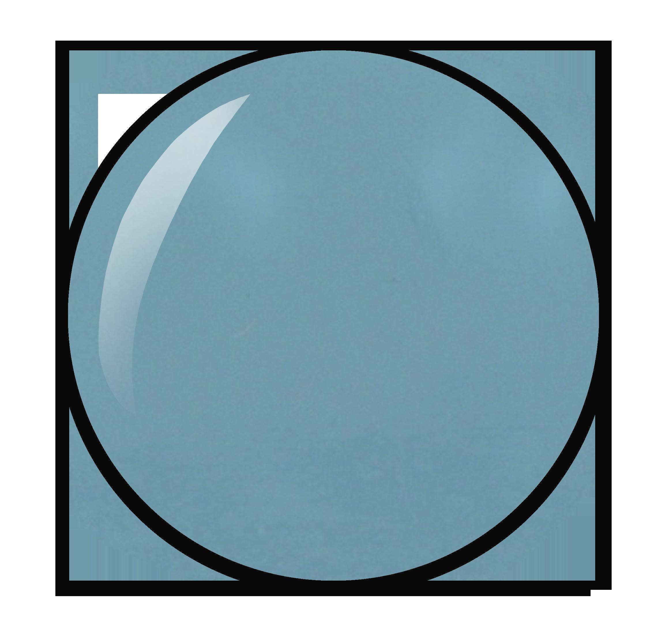 blauwe nagellak kleurnummer 177 uit de Herôme nagellak collectie