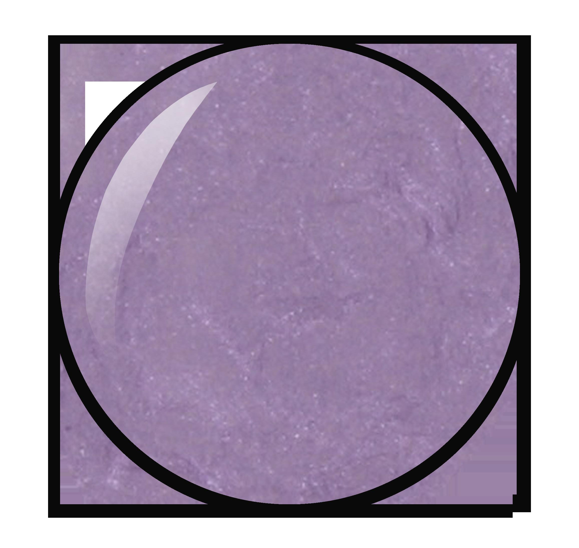 Licht paarse glitter nagellak kleurnummer 43 Herôme
