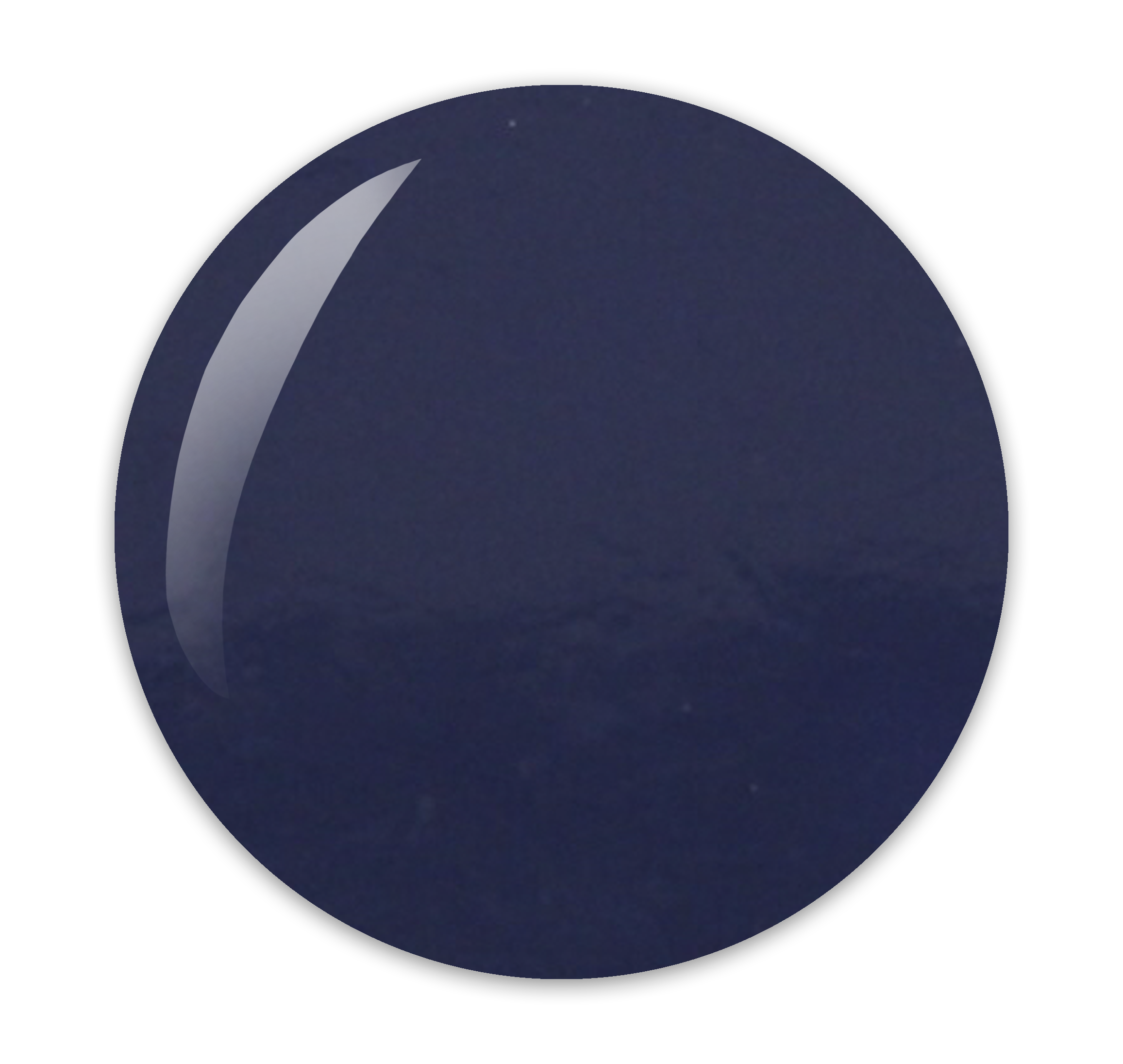 Donker blauwe nagellak nummer 54 uit Herôme nagellak collectie