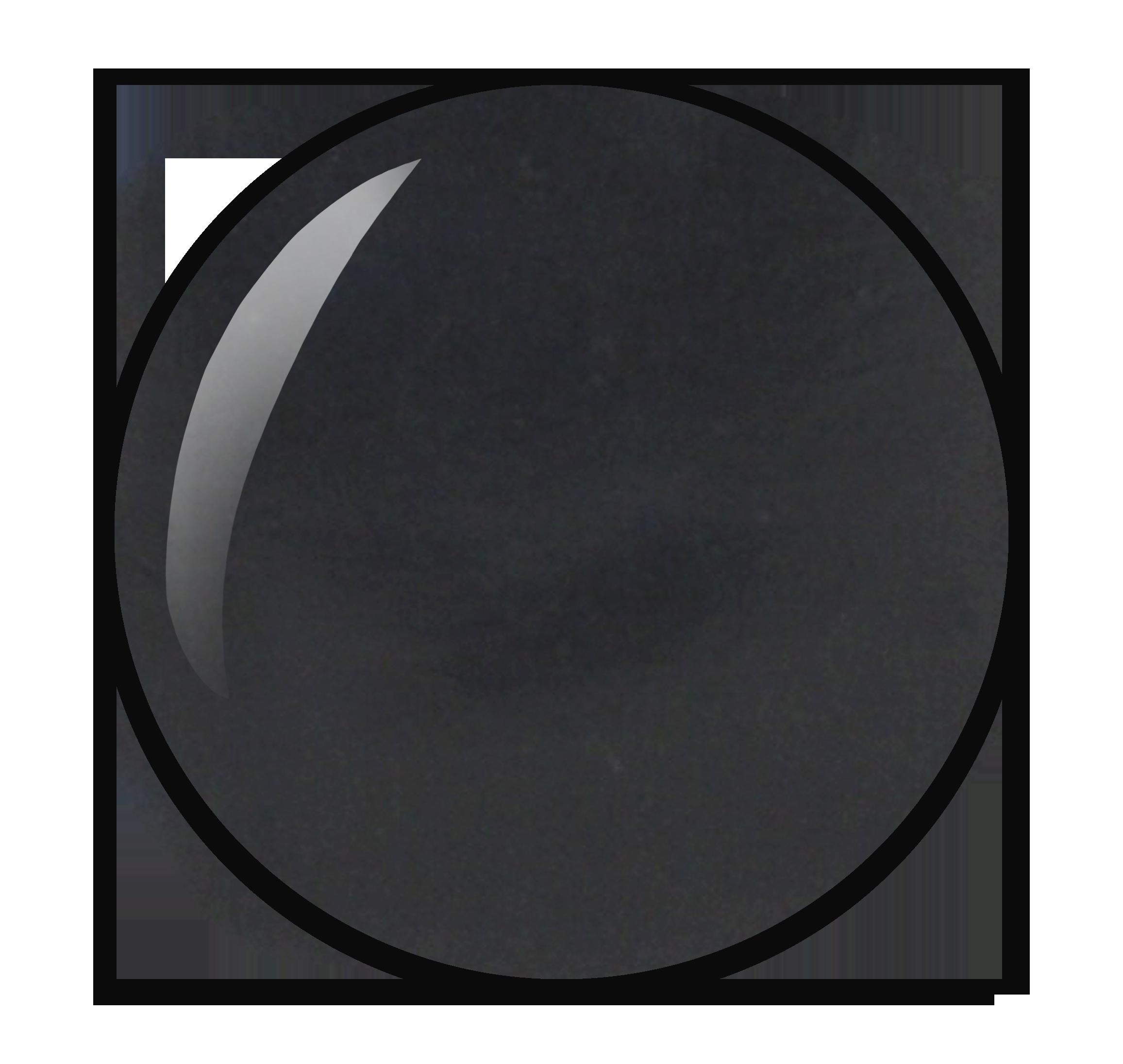 Donker blauwe nagellak kleur van Herôme