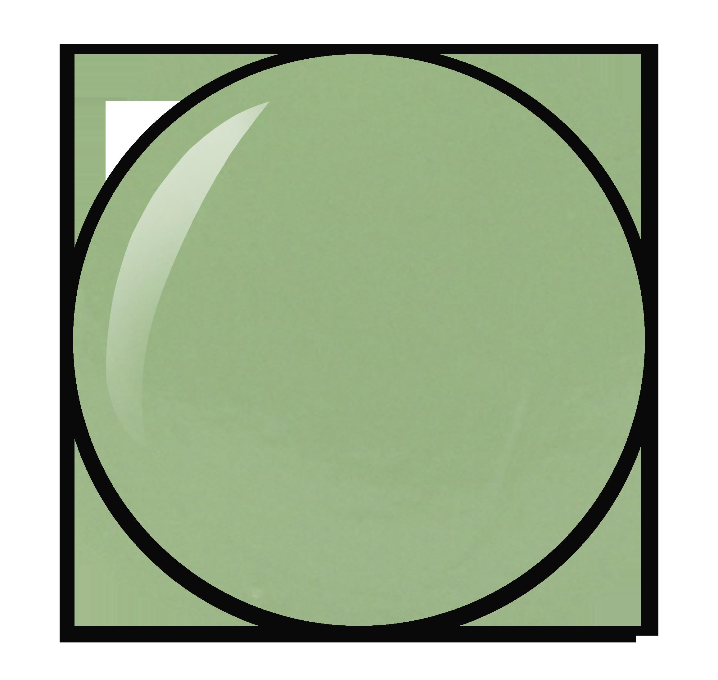 Pastel groen nagellak van Herôme