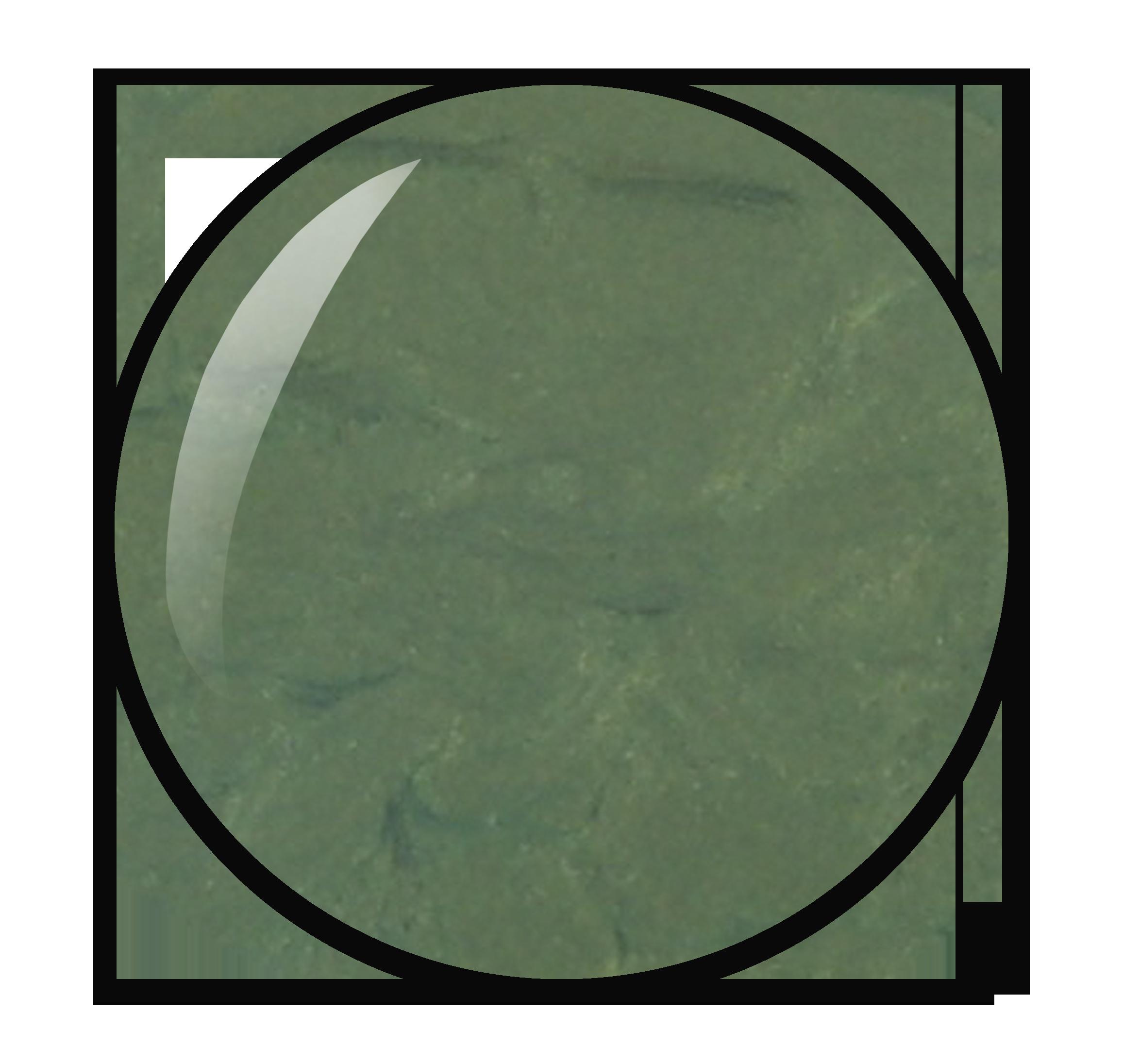 Metallic groene nagellak kleur nummer 62 uit de Herôme nagellak collectie