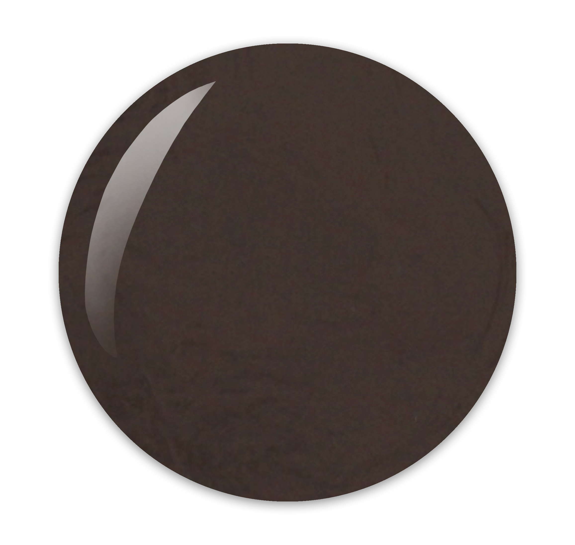 Chocolade bruine nagellak nummer 89 van Herôme nagellak collectie