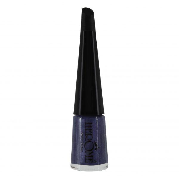 Donker paarse nagellak van Herôme