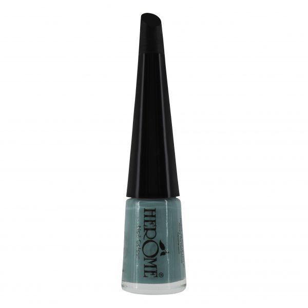 turquoise nagellak van Herôme