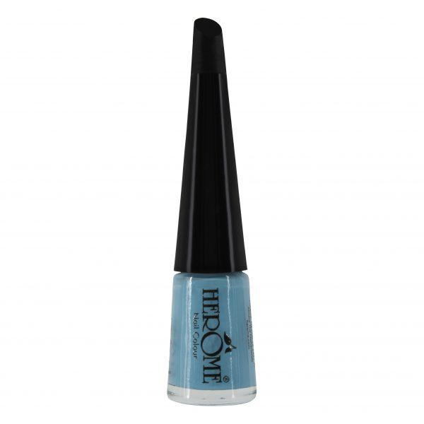 lichtblauwe nagellak van Herôme