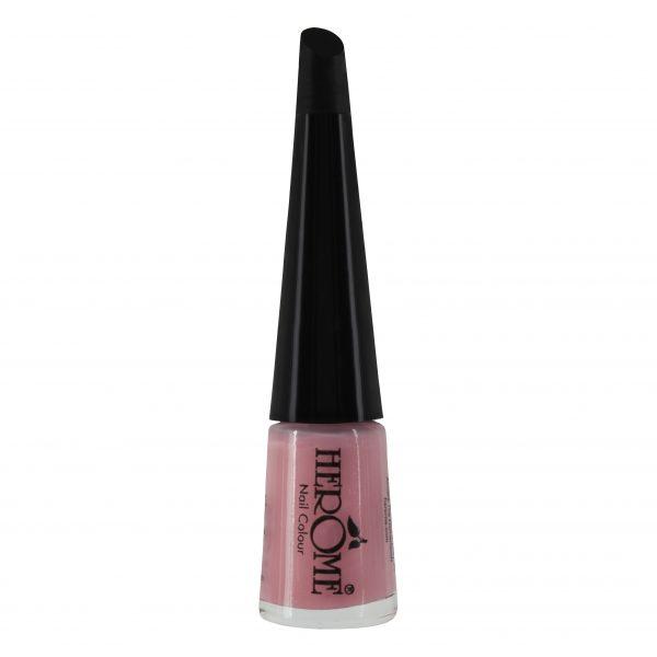 Licht roze nagellak van Herôme