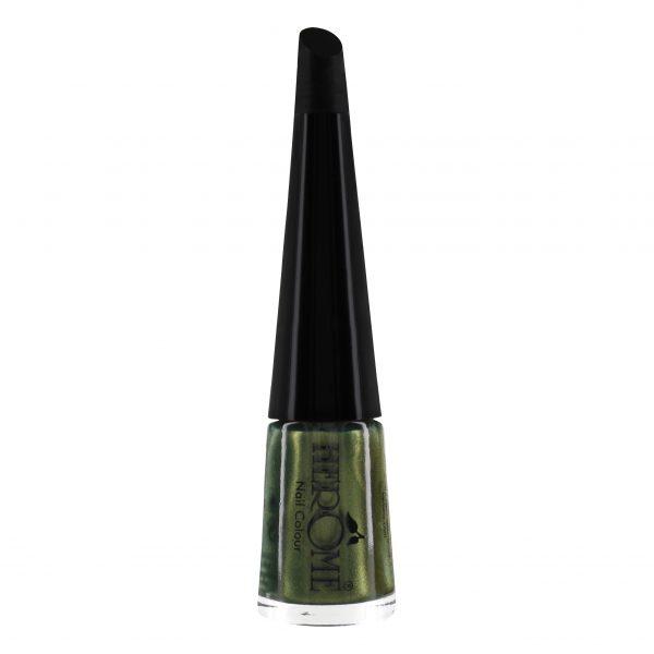 Metallic groene nagellak van Herôme