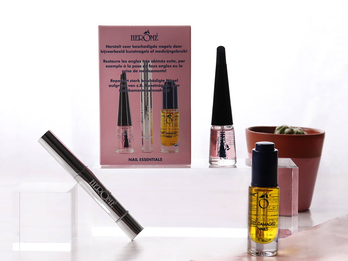Roze Nail Essentials Set