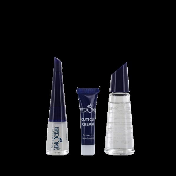 Producten Nail Essentials Set voor zwakke en splijtende nagels