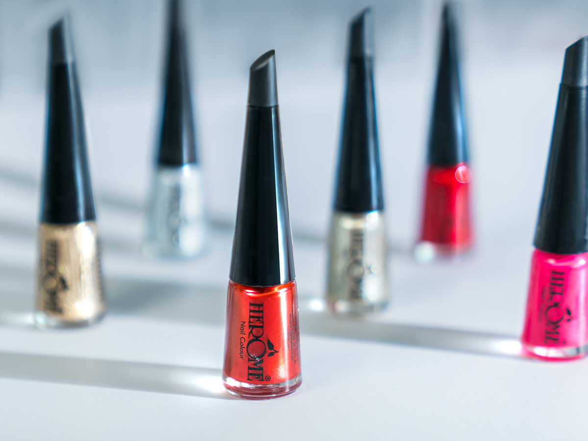 How To Match Nail Polish With Your Skin Colour Herome